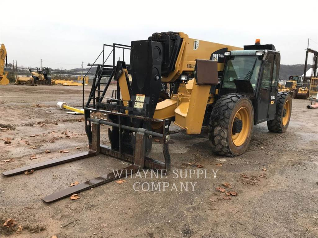 Caterpillar TL1055C, telehandler, Construction
