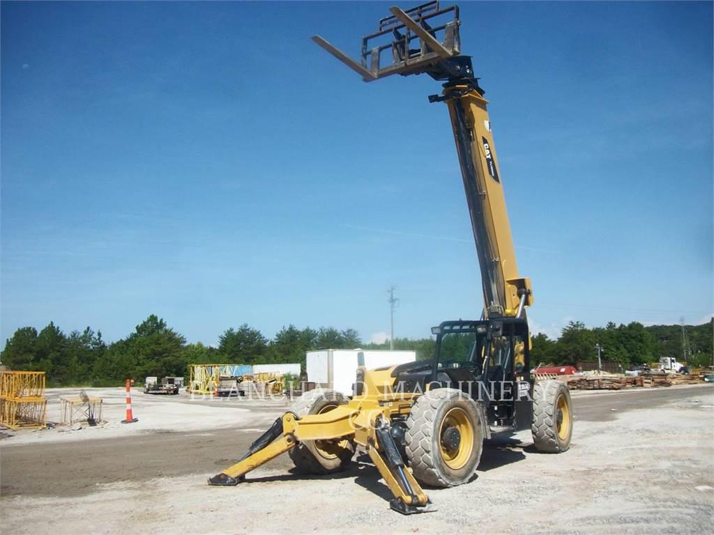 Caterpillar TL1055C, telehandler, Construction