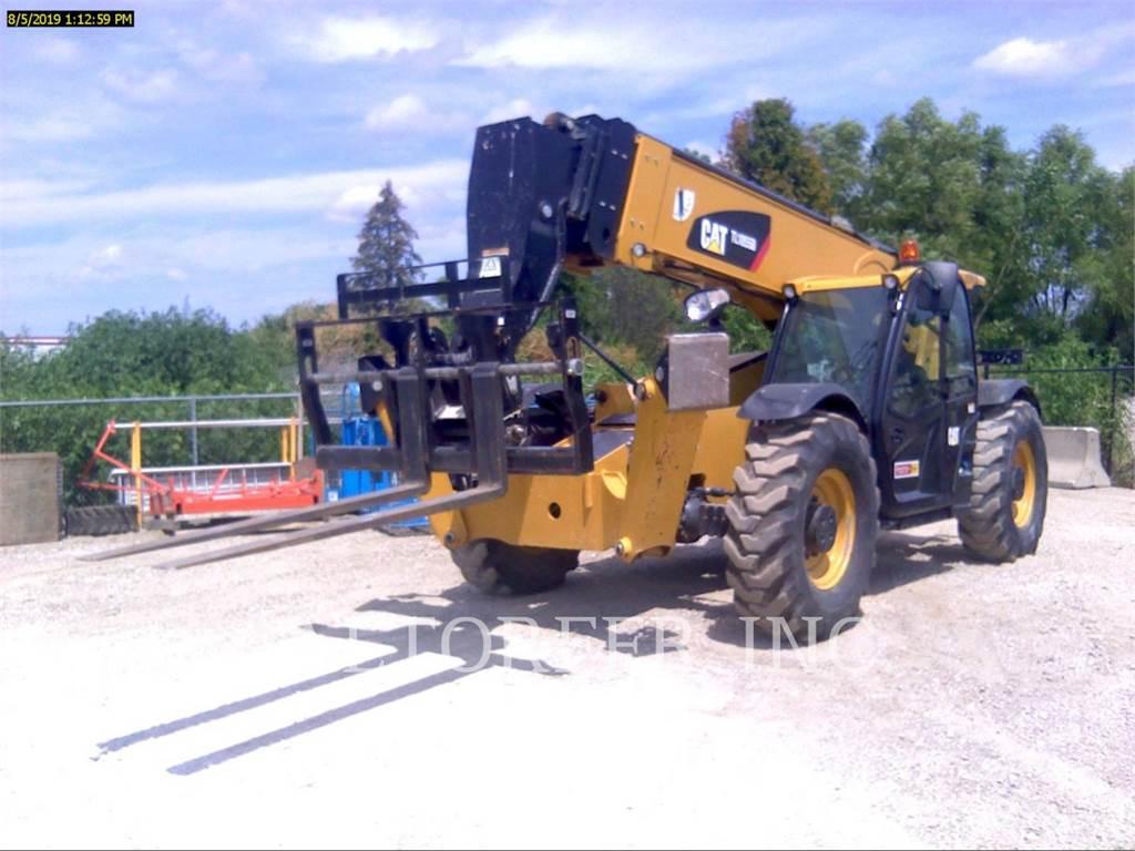 Caterpillar TL1055D, movimentatori telescopici, Attrezzature Da Costruzione