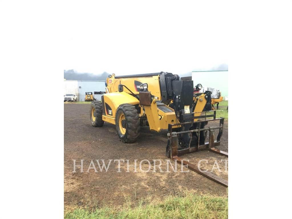 Caterpillar TL1055D, manipuladores telescópicos, Construcción
