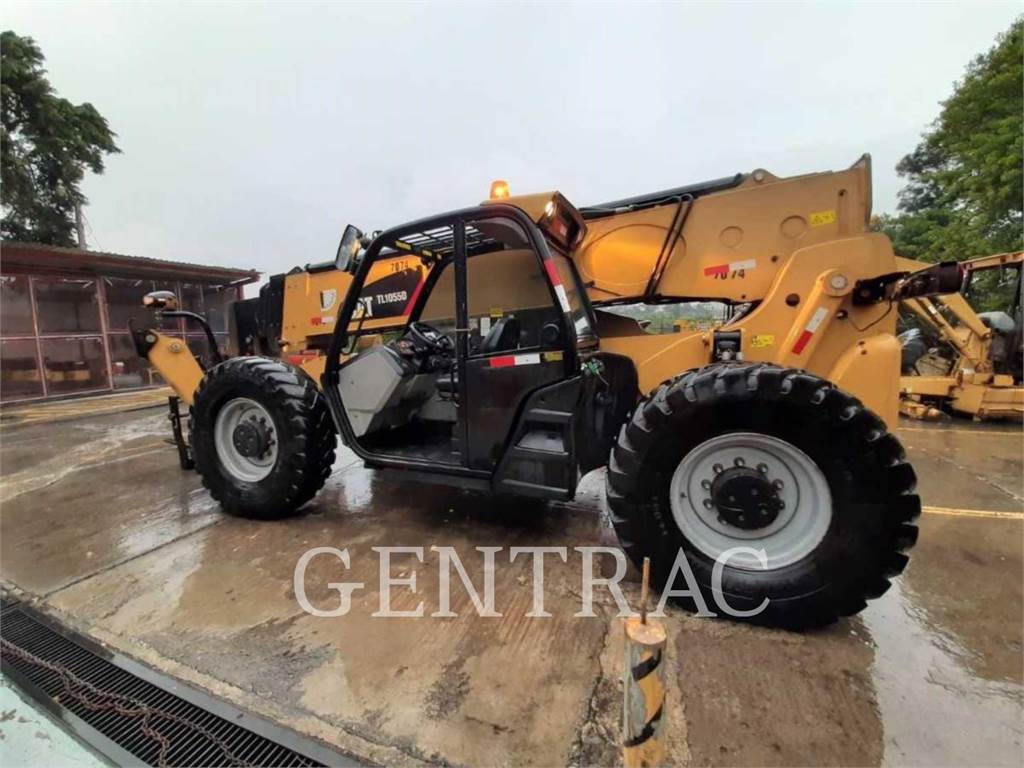 Caterpillar TL1055D, telehandler, Construction