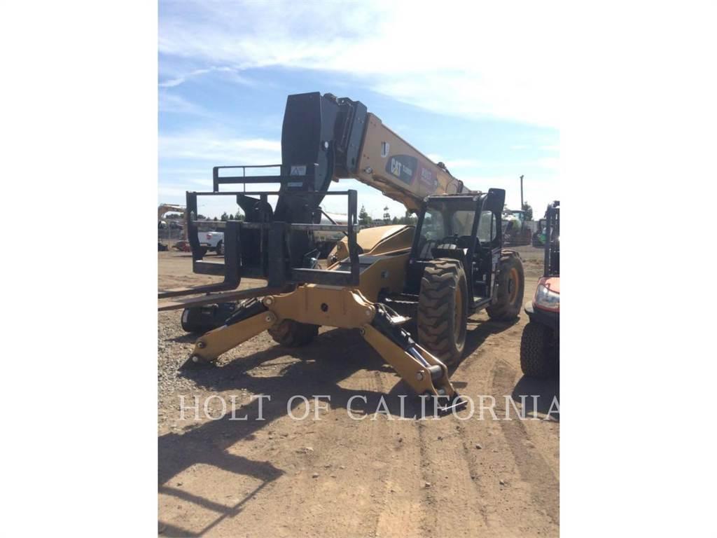 Caterpillar TL1055D, chargeur à bras télescopique, Équipement De Construction