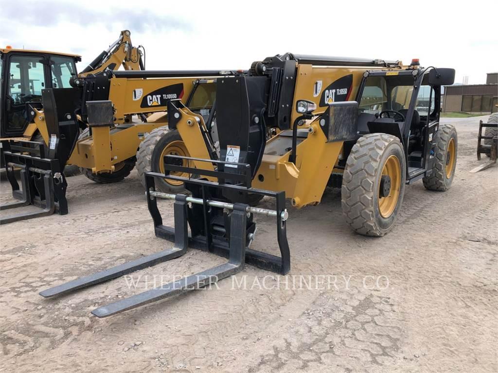 Caterpillar TL1055D OR, telehandler, Construction