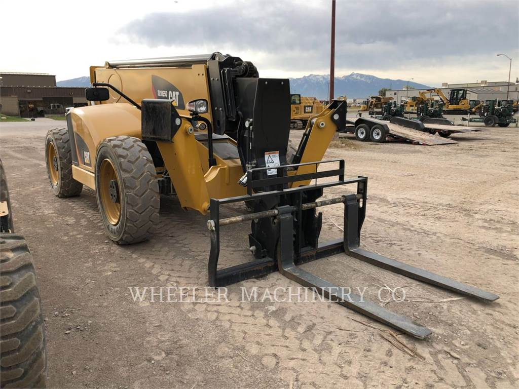 Caterpillar TL1055D OR, telehandler, Construction