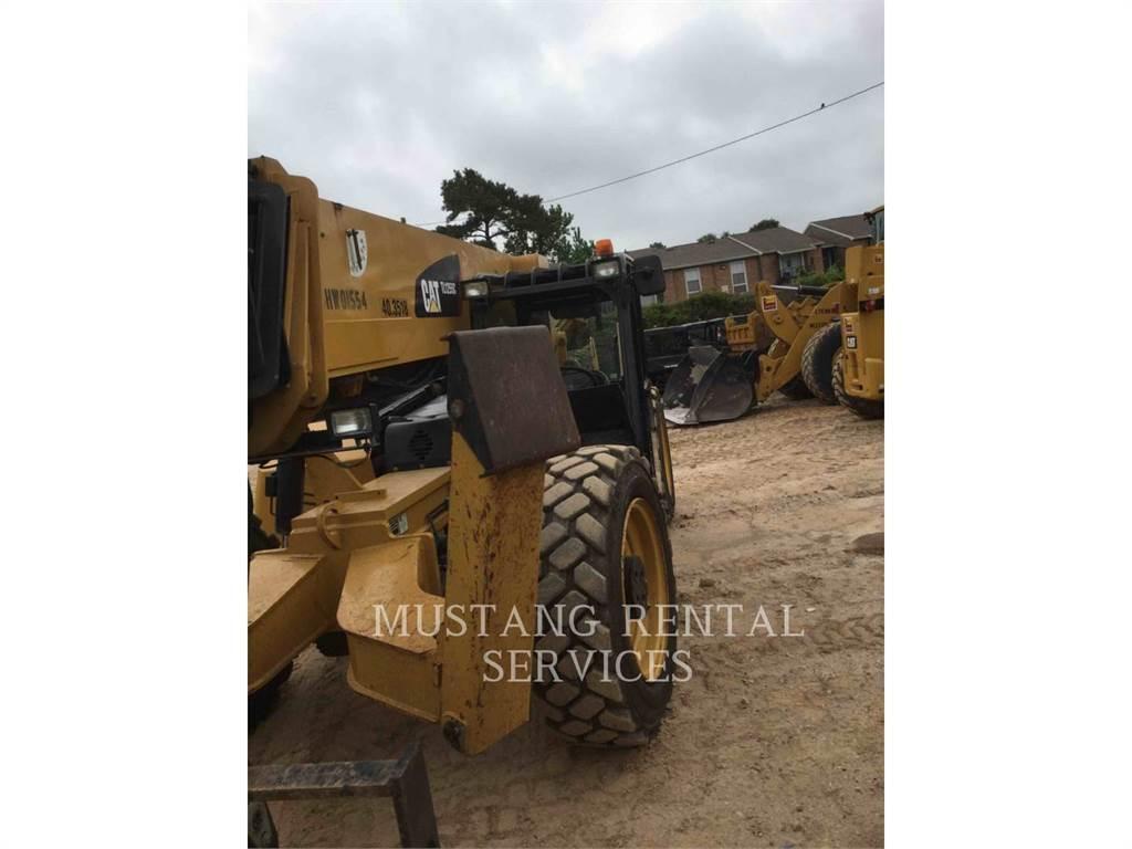 Caterpillar TL1255, chargeur à bras télescopique, Équipement De Construction