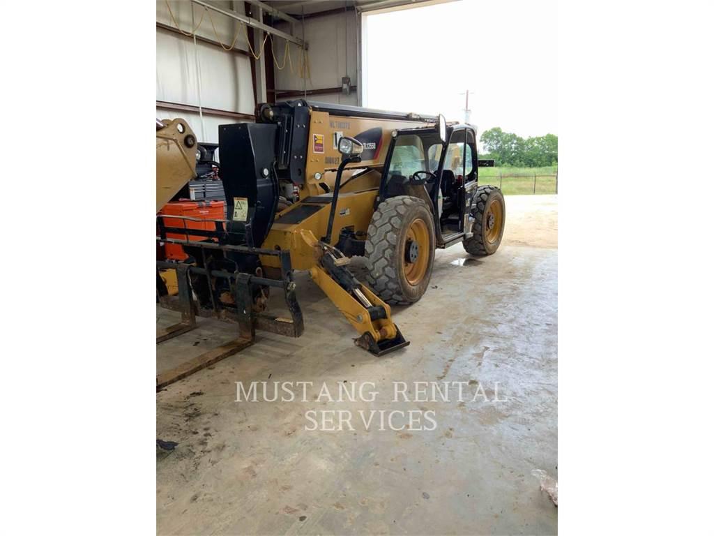 Caterpillar TL1255, telehandler, Construction