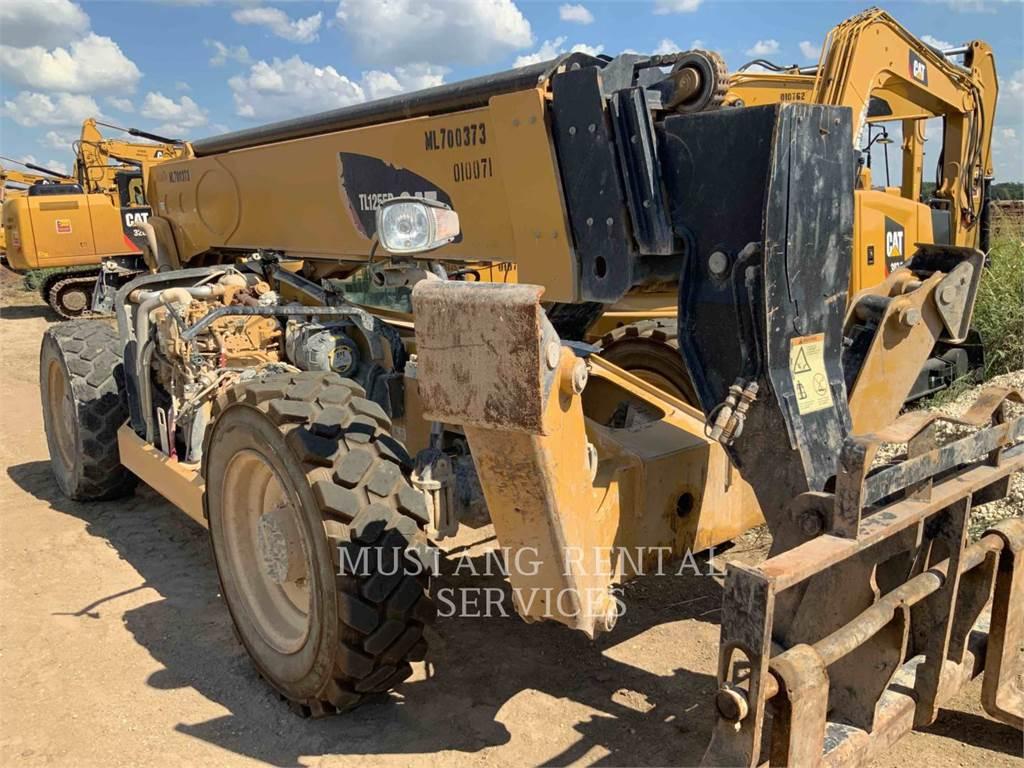 Caterpillar TL1255, teleskopstapler, Bau-Und Bergbauausrüstung
