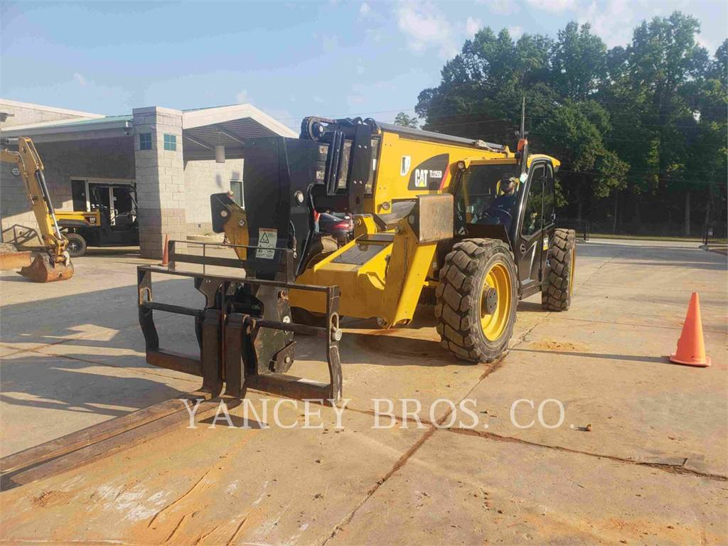 Caterpillar TL1255D, telehandler, Construction