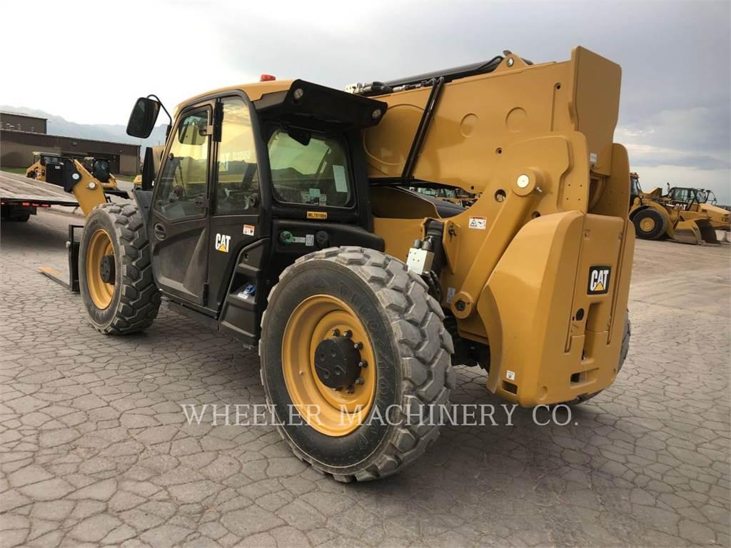 Caterpillar TL1255D CB, teleskopstapler, Bau-Und Bergbauausrüstung