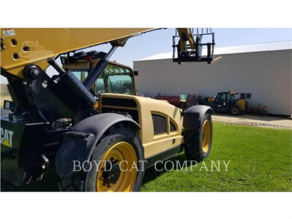 Caterpillar TL642, telehandler, Construction