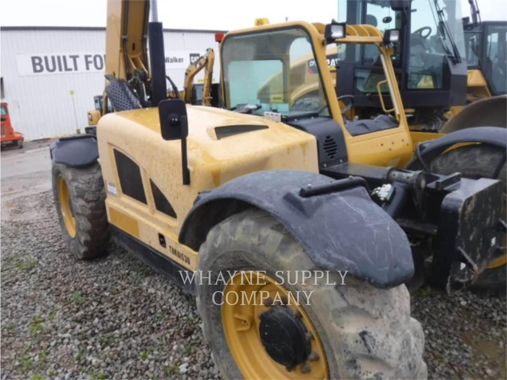 Caterpillar TL642, telehandler, Construction