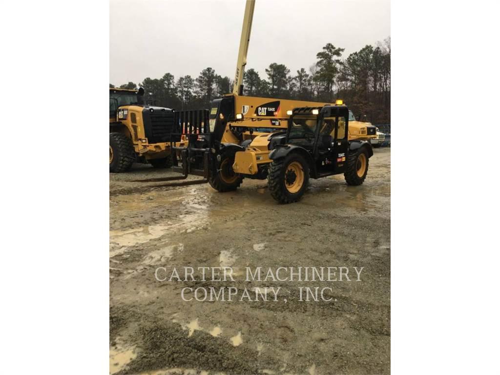 Caterpillar TL642C, telehandler, Construction