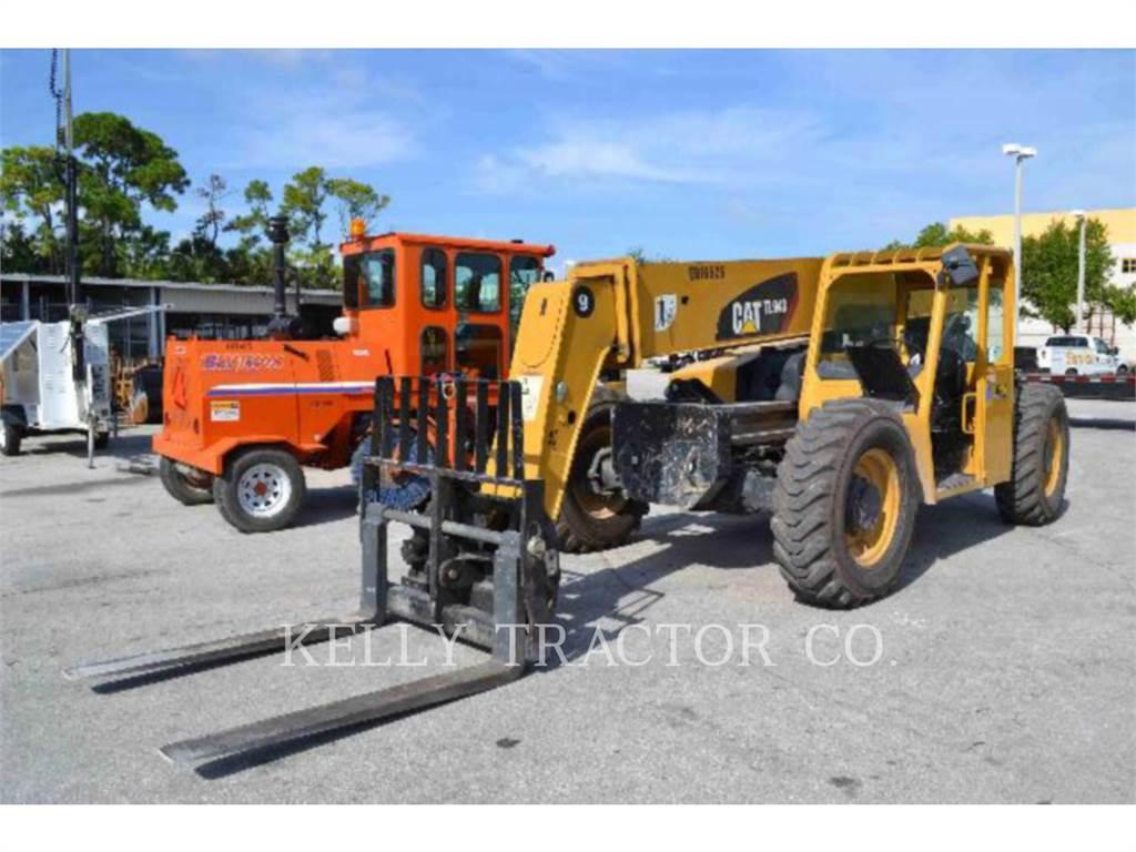 Caterpillar TL943, teleskopstapler, Bau-Und Bergbauausrüstung