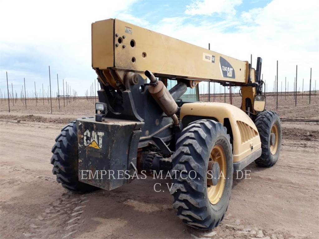 Caterpillar TL943, telehandler, Construction