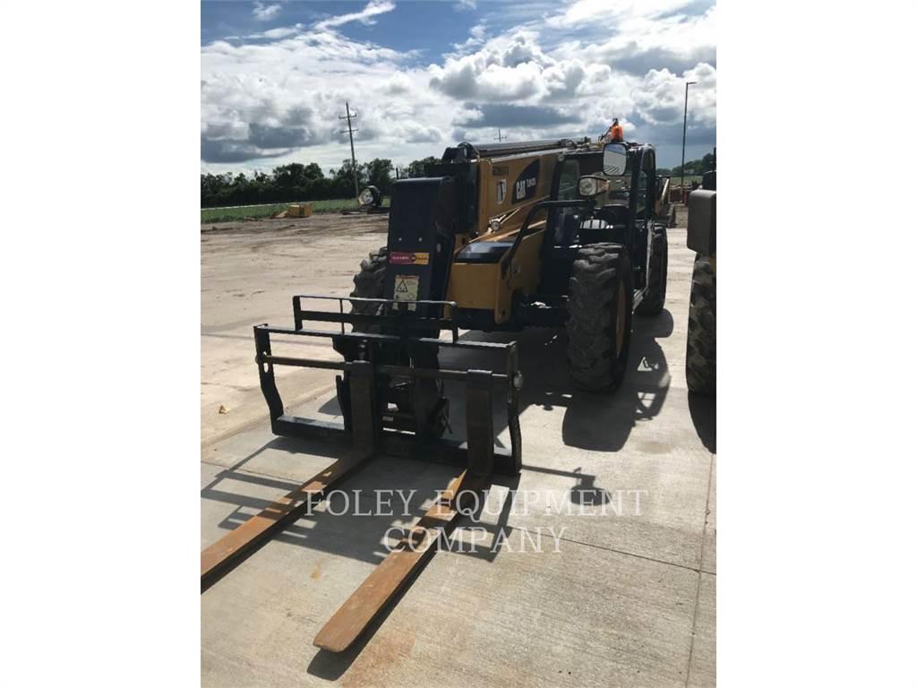 Caterpillar TL943D, chargeur à bras télescopique, Équipement De Construction