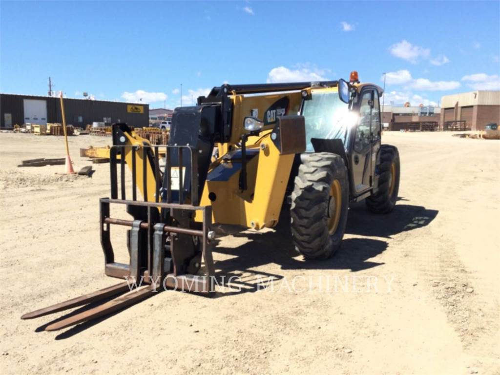 Caterpillar TL943D, telehandler, Construction