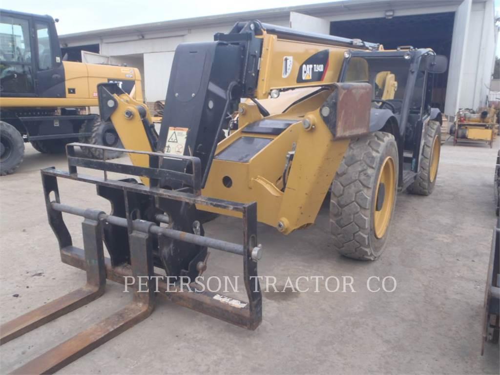 Caterpillar TL943D, teleskopstapler, Bau-Und Bergbauausrüstung