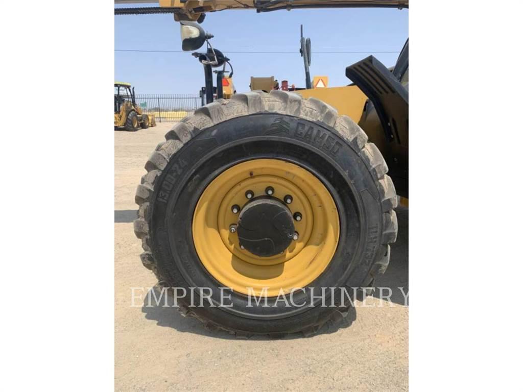 Caterpillar TL943D, telehandler, Construction