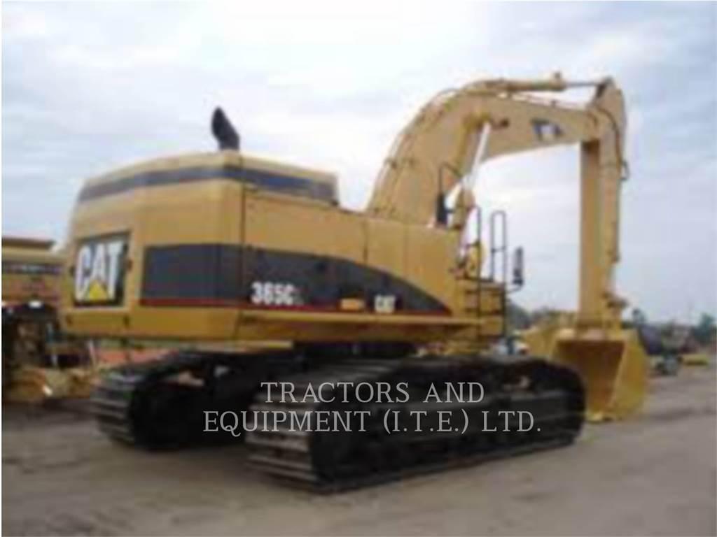 Caterpillar TRADE-IN 365, Crawler Excavators, Construction