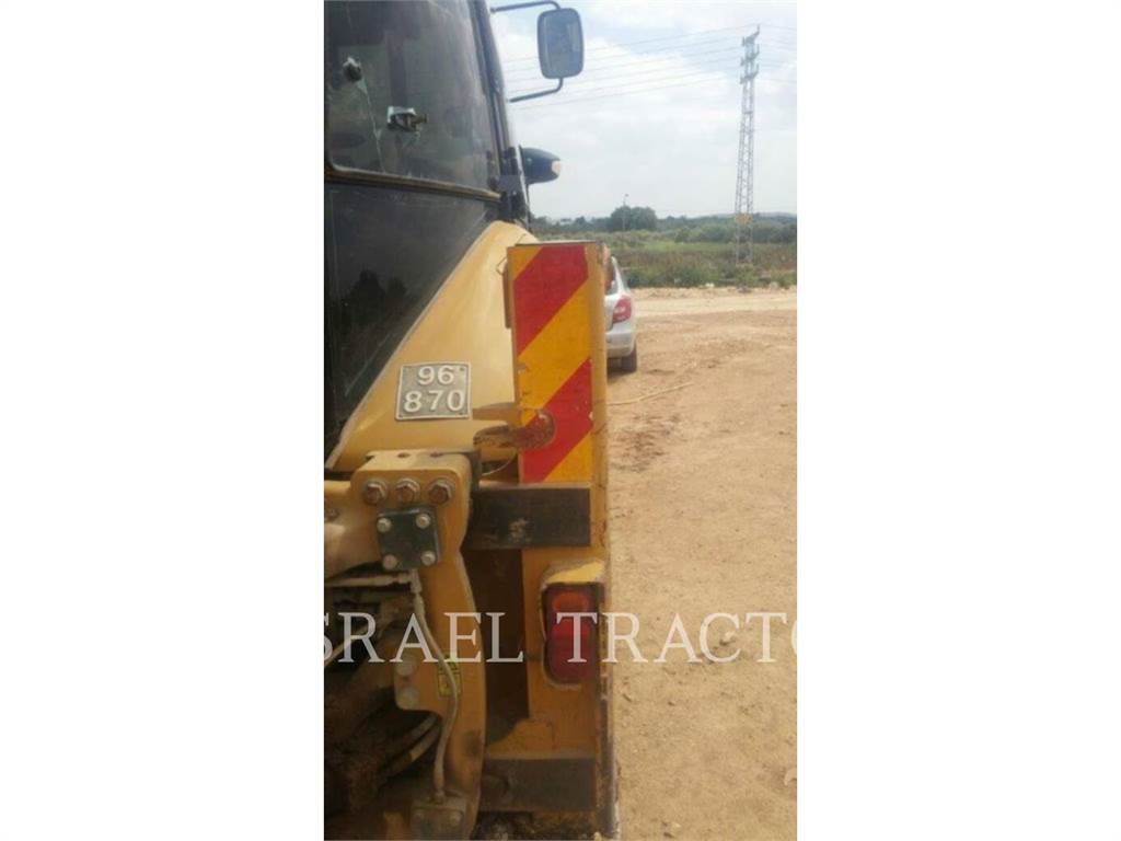 Caterpillar TRADE-IN 432E, backhoe loader, Construction
