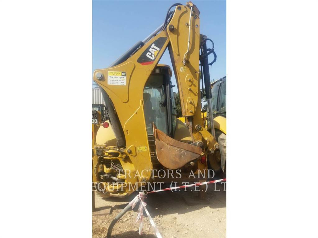 Caterpillar TRADE-IN 432F, backhoe loader, Construction