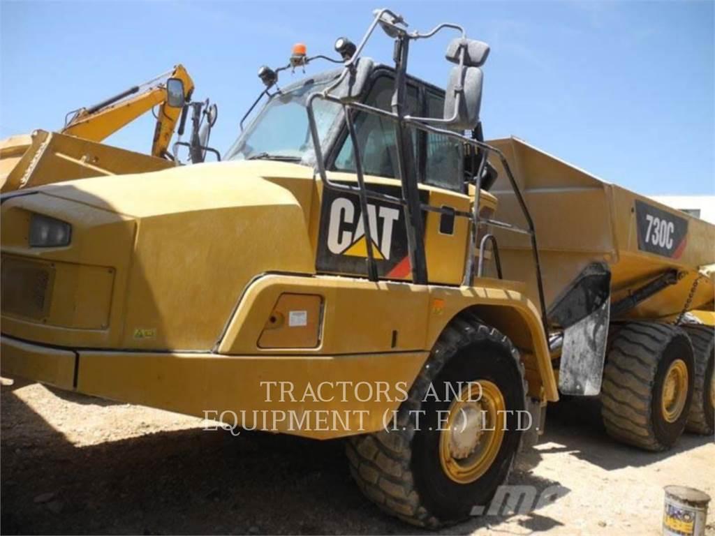 Caterpillar TRADE-IN 730C, Dumper - Knickgelenk, Bau-Und Bergbauausrüstung