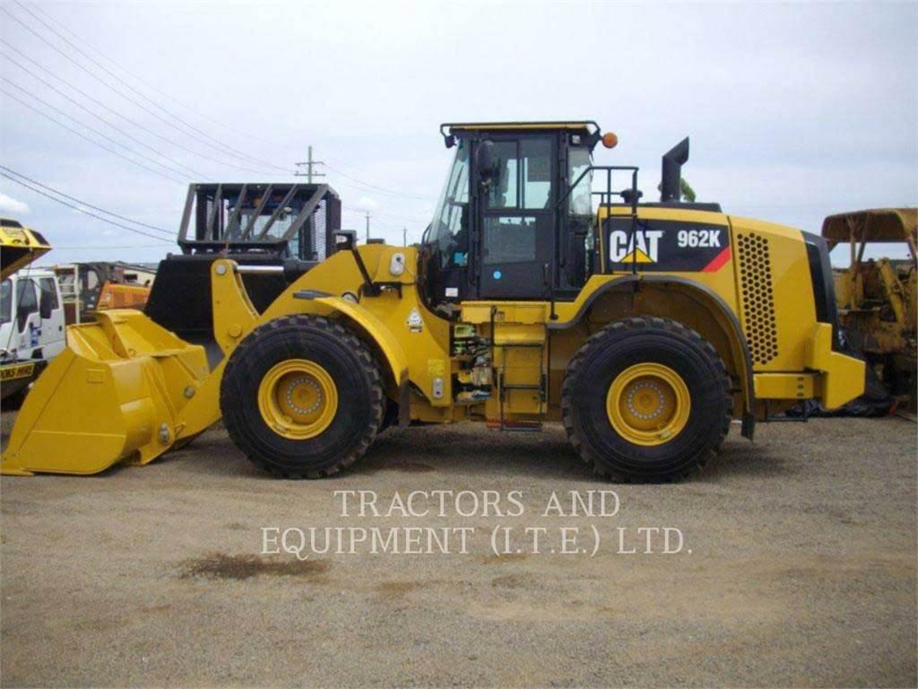 Caterpillar TRADE-IN 962K, Wheel Loaders, Construction