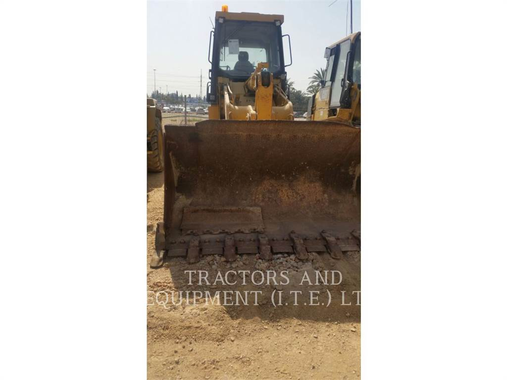 Caterpillar TRADE-IN 963C, track loaders, Construction