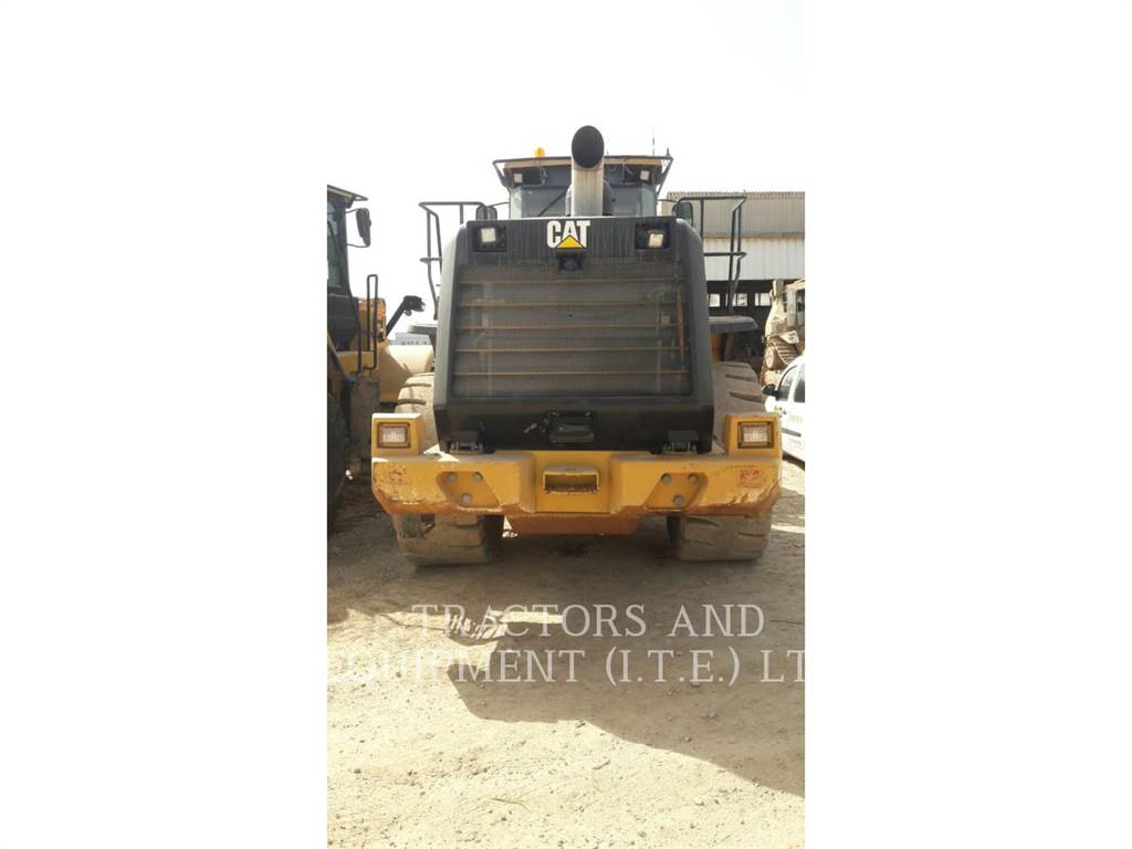 Caterpillar TRADE-IN 966K, Wheel Loaders, Construction