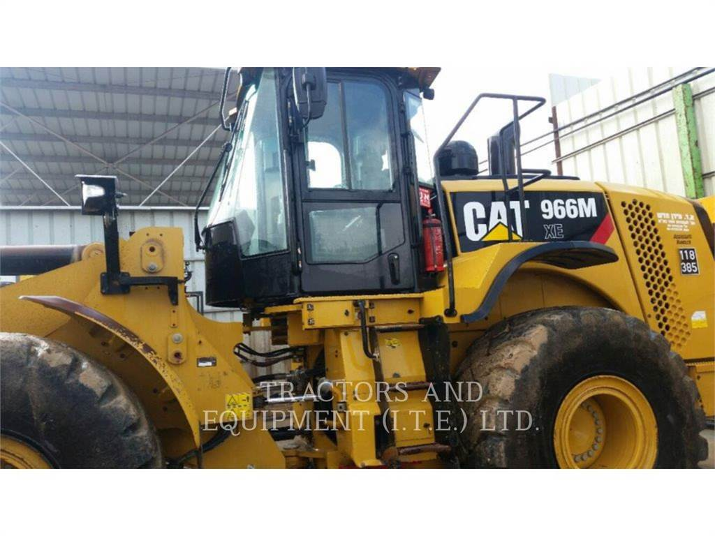 Caterpillar TRADE-IN 966MXE, Wheel Loaders, Construction
