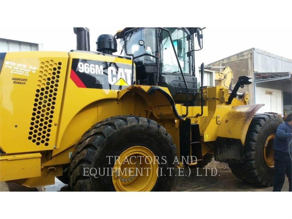 Caterpillar TRADE-IN 966MXE, Wheel Loaders, Construction