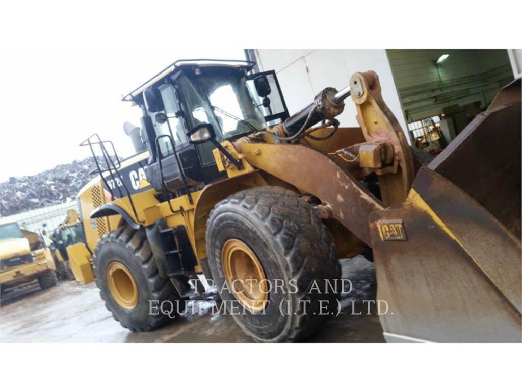 Caterpillar TRADE-IN 972K, Wheel Loaders, Construction