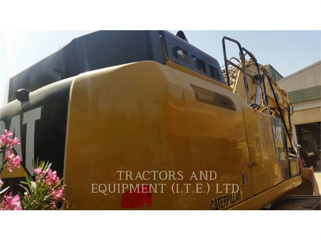 Caterpillar TRADE-IN CAT   349   2012, Crawler Excavators, Construction