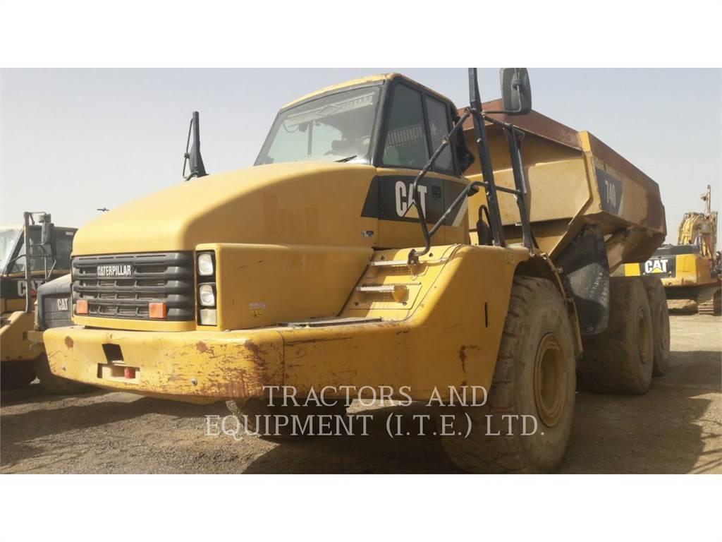 Caterpillar TRADE-IN CAT | 740, Dúmpers articulados, Construcción