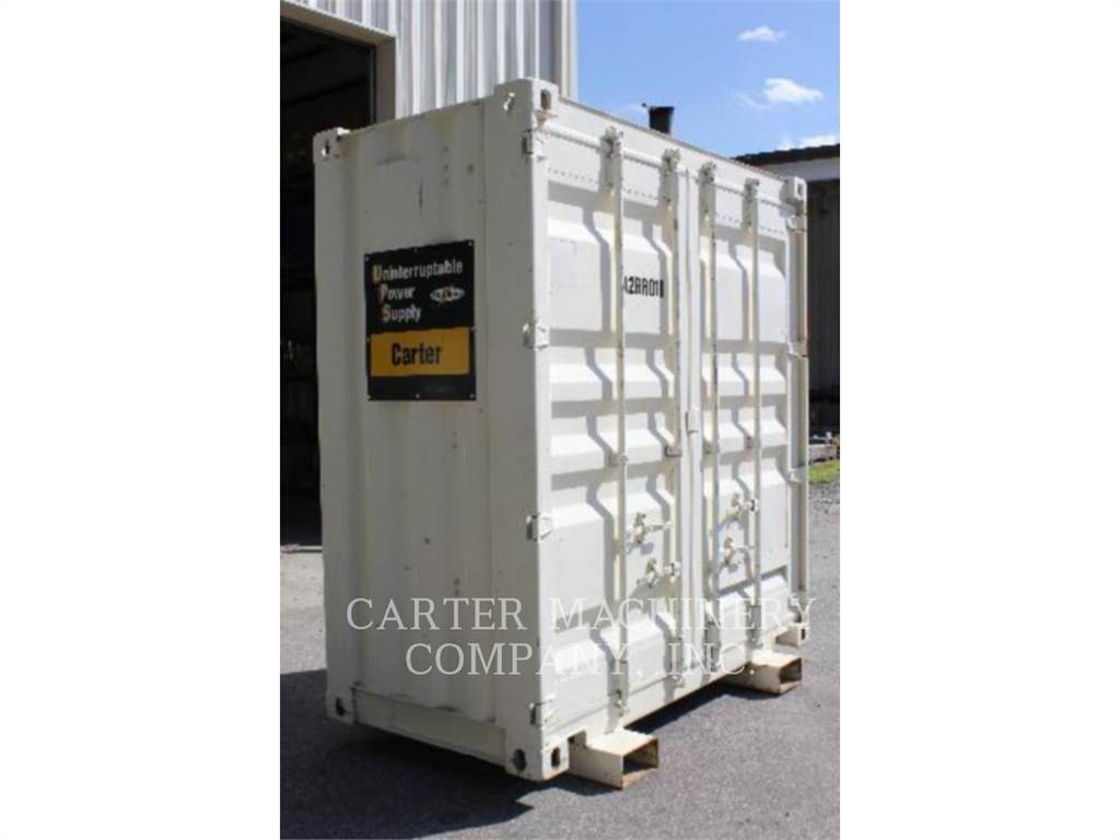 Caterpillar UPS 300KVA, treuil, Équipement De Construction
