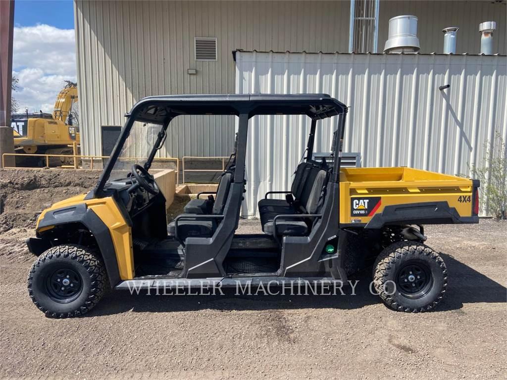 Caterpillar UTV CUV105, utility vehicles / carts, Grounds Care