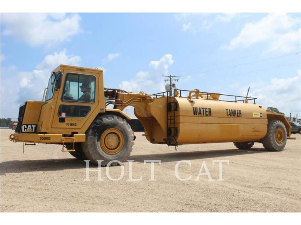 Caterpillar W00 613C, water trucks, Transport