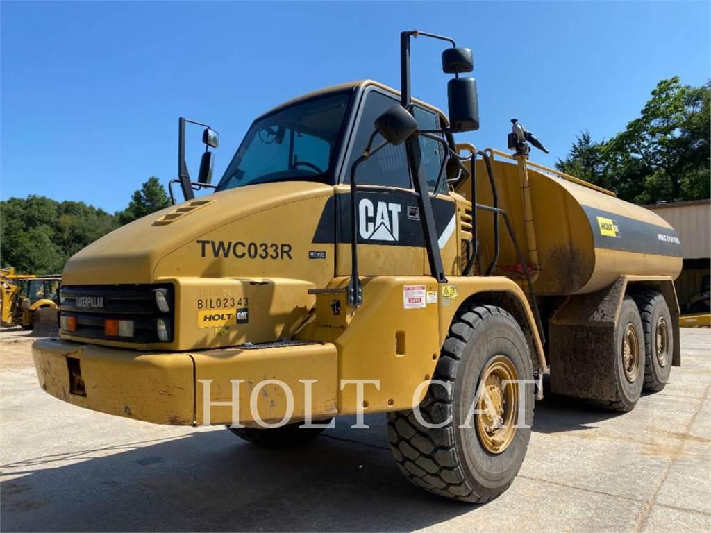 Caterpillar W00 725, water trucks, Transport