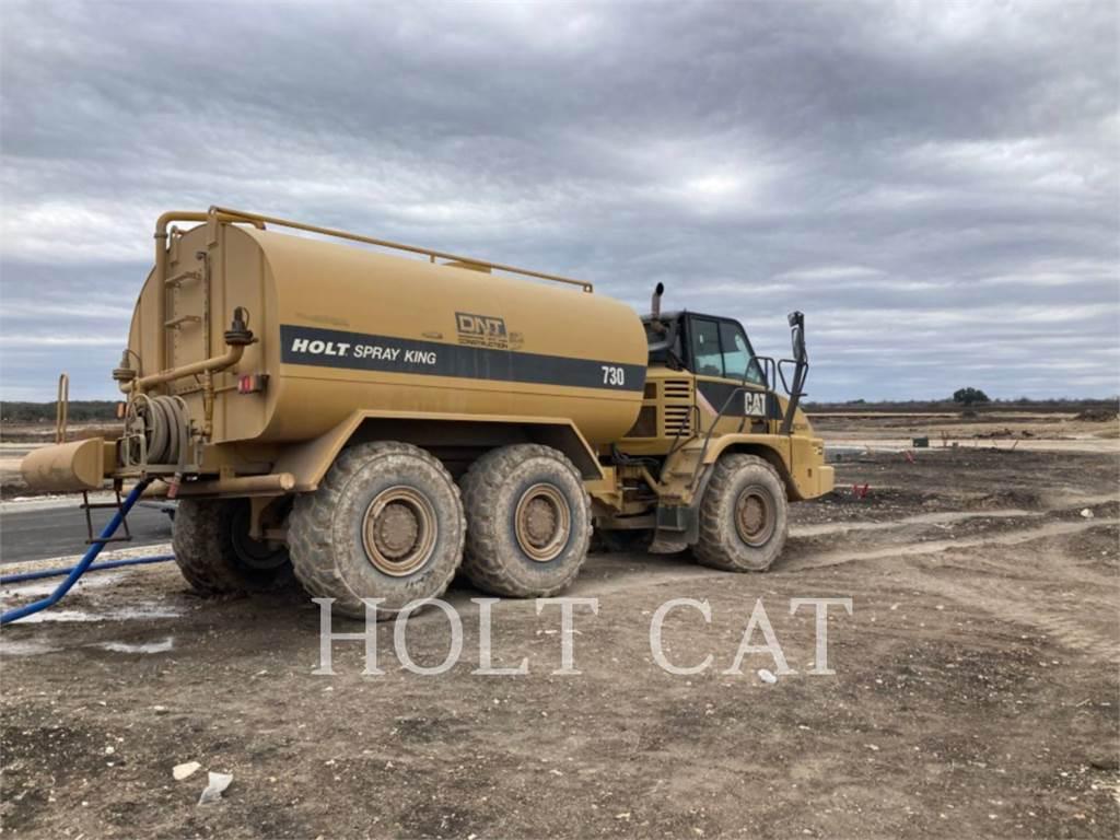 Caterpillar W00 730, watertrucks, Vervoer