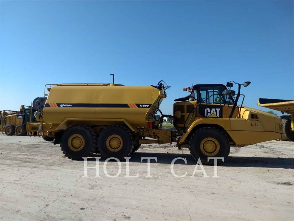 Caterpillar W00 730C, water trucks, Transport