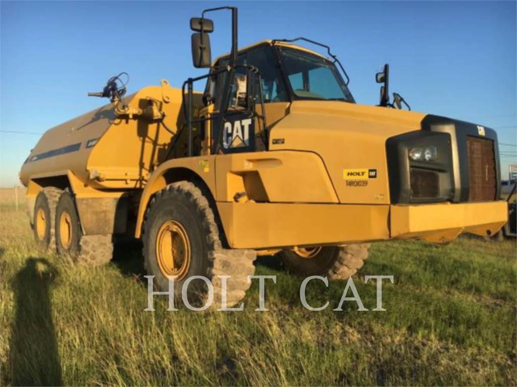Caterpillar W00 740B, Dumper - Knickgelenk, Bau-Und Bergbauausrüstung