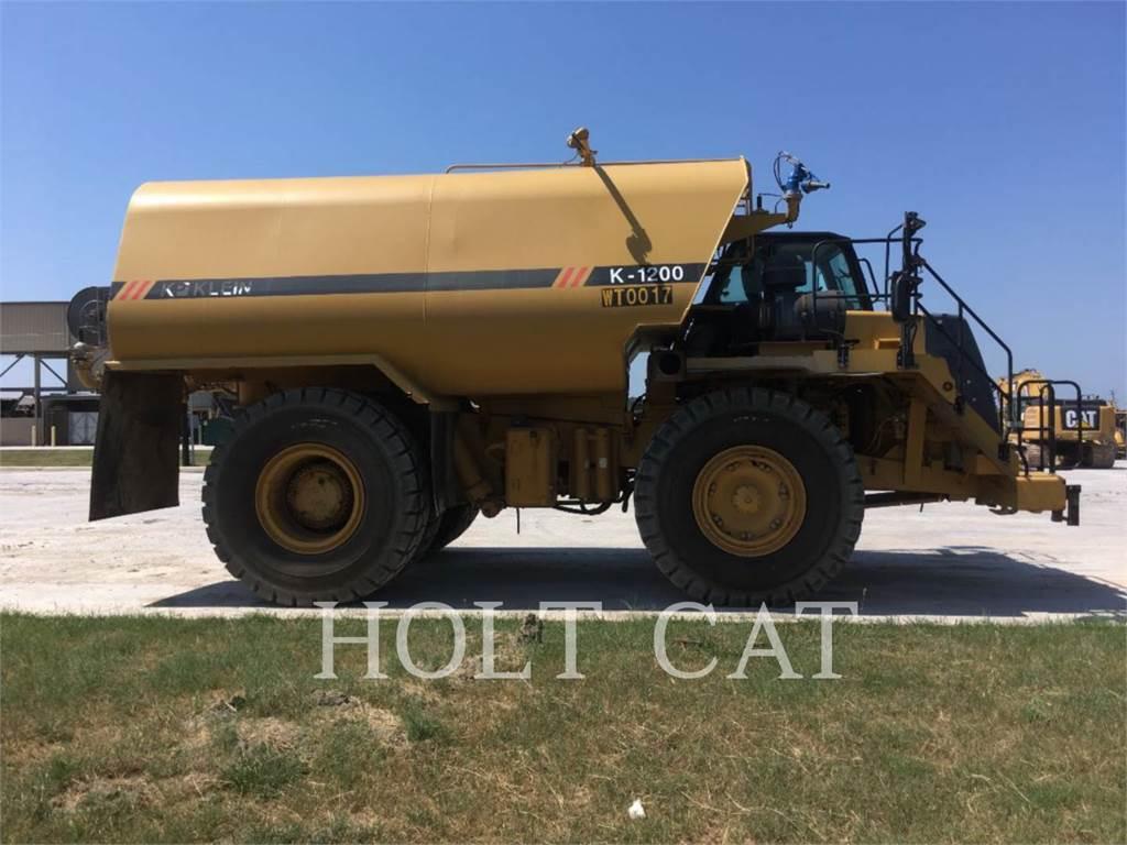 Caterpillar W00 773F, Articulated Dump Trucks (ADTs), Construction