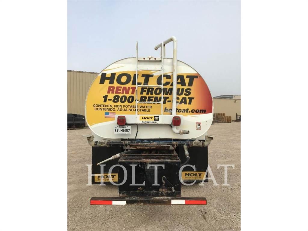 Caterpillar WATER 4000, Caminhões-cisterna, Transporte