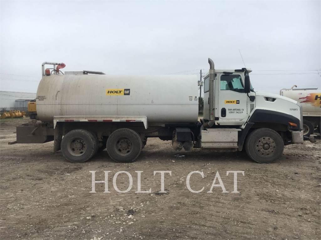 Caterpillar WATER 4000, water trucks, Transport