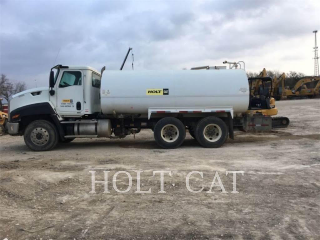 Caterpillar WATER 4000, water trucks, Transport