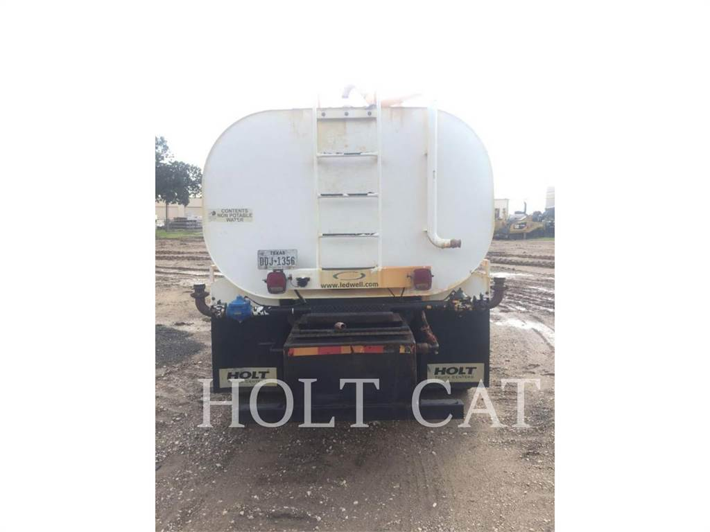 Caterpillar WATER 4000, cisterne apă, Transport