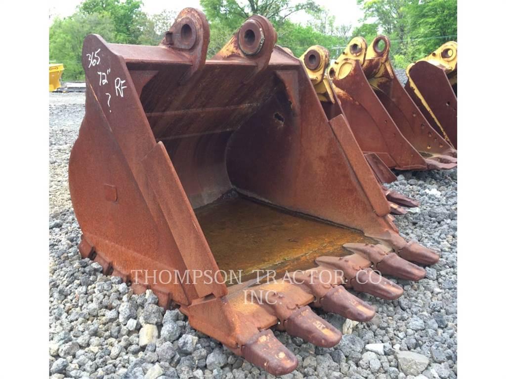 Caterpillar WORK TOOLS (NON-SERIALIZED) 365 75 TRACK EXCAVATOR, attrezzatura - benna, Attrezzature Da Costruzione