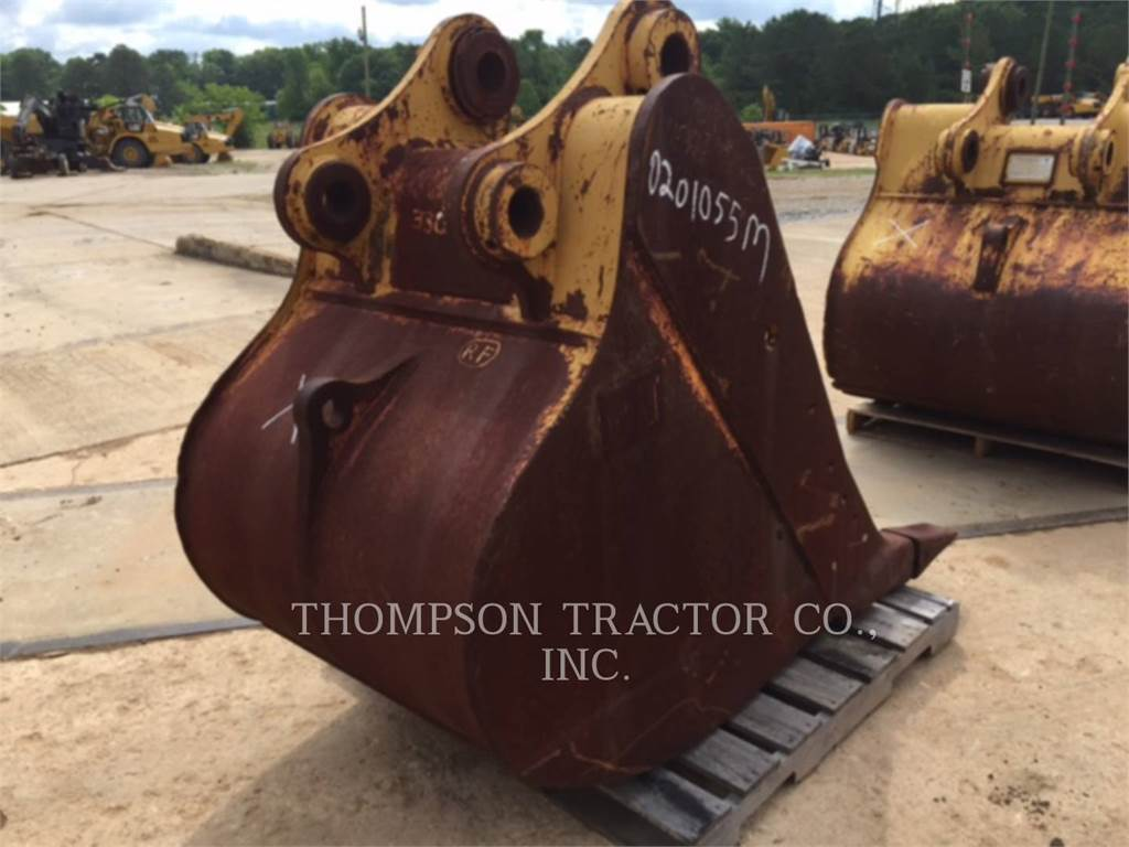 Caterpillar WORK TOOLS (NON-SERIALIZED) 42 D LINKAGE BUCKET, bucket, Construction