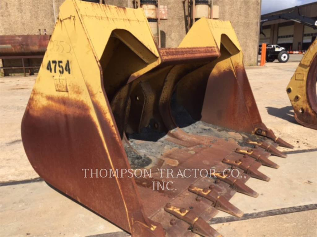 Caterpillar WORK TOOLS (SERIALIZED) 980G/H WHEEL LOADER/BUCKET, bucket, Construction