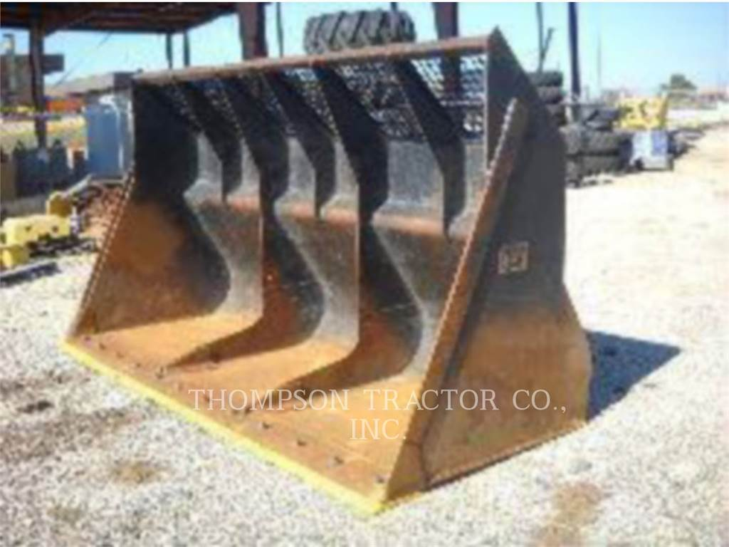 Caterpillar WORK TOOLS (SERIALIZED) IT38G WHEEL LOADER/BUCKET, bucket, Construction